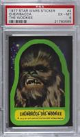 Chewbacca the Wookiee [PSA 6 EX‑MT]
