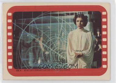 1977 Topps Star Wars - Stickers #44 - Princess Leia