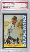 Luke Skywalker (Mark Hamill) [PSA8NM‑MT]
