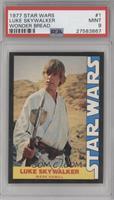 Luke Skywalker (Mark Hamill) [PSA9]