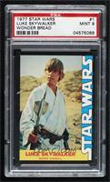 Luke Skywalker (Mark Hamill) [PSA9MINT]