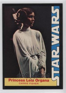 1977 Wonder Bread Star Wars - Food Issue [Base] #3 - Princess Leia Organa (Carrie Fisher)