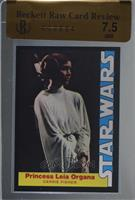 Princess Leia Organa (Carrie Fisher) [BRCR 7.5]