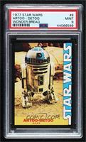 Artoo-Detoo (R2-D2) [PSA9MINT]