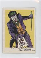 The Joker [Good to VG‑EX]