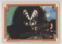 Gene Simmons [Poor to Fair]
