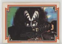 Gene Simmons [Good to VG‑EX]