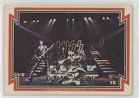 Kiss (Gene Simmons, Paul Stanley, Ace Frehley, Peter Criss) [Good to …