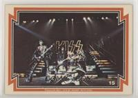 Kiss (Gene Simmons, Paul Stanley, Ace Frehley, Peter Criss)