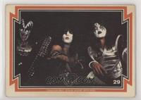 Gene Simmons, Paul Stanley, Ace Frehley [Good to VG‑EX]