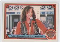 Robin Gibb Performing in Heartland