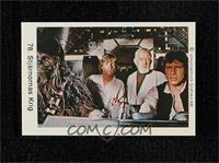 Chewbacca, Han Solo, Obi-Wan Kenobi, Luke Skywalker