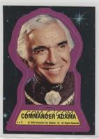 Commander Adama