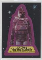 Cylons On The March!