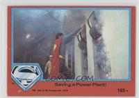 Saving a Power Plant!