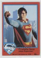 Christopher Reeve Plays Superman [GoodtoVG‑EX]