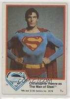 Christopher Reeve as The Man of Steel [EXtoNM]