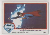 Flight Over Metropolis