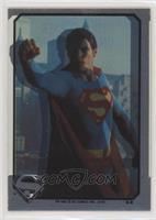 Superman (Raising fist)