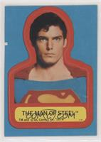 The Man of Steel (S Visible on Costume) [EXtoNM]