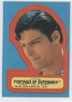 Portrait of Superman