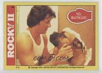 Yo, Butkus!