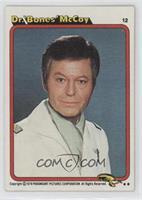 Dr. 'Bones' McCoy [NonePoortoFair]