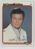 Dr. 'Bones' McCoy