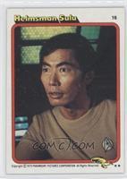 Helmsman Sulu