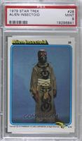 Alien Insectoid [PSA 9 MINT]