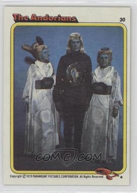 1979 Topps Star Trek: The Motion Picture - [Base] #30 - The Andorians