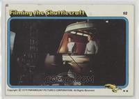 Filming the Shuttlecraft