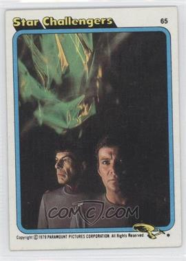 1979 Topps Star Trek: The Motion Picture - [Base] #65 - Star Challengers