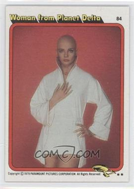 1979 Topps Star Trek: The Motion Picture - [Base] #84 - Woman from Planet Delta