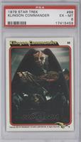 Klingon Commander [PSA6EX‑MT]