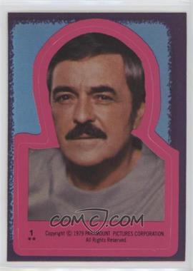1979 Topps Star Trek: The Motion Picture - Stickers #1 - Engineer Scott