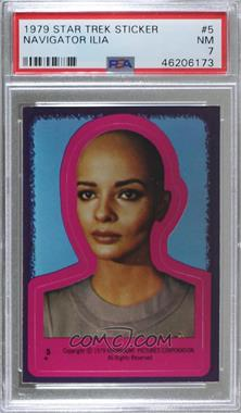1979 Topps Star Trek: The Motion Picture - Stickers #5 - Ilia [PSA7NM]