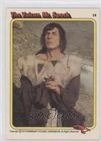 The Vulcan Mr. Spock