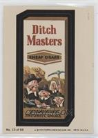 Ditch Masters (One Star)