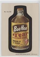 Boo Hoo (One Star)