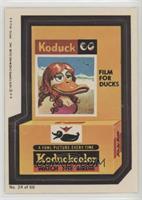 Koduck (Two Stars)