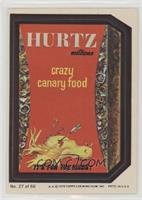 Hurtz (Two Stars)