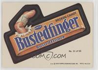 Bustedfinger (Two Stars)