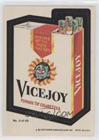 Vicejoy (One Star) [NoneGoodtoVG‑EX]