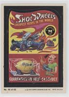 Shot Wheels (One Star)