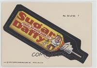 Sugar Daffy (One Star)