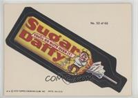 Sugar Daffy (Two Stars)