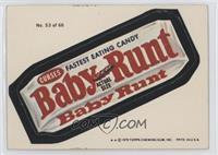 Baby Runt (Two Stars)