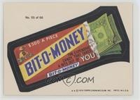 Bit-O-Money (Two Stars)