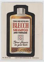 Blecch Shampoo (One Star)